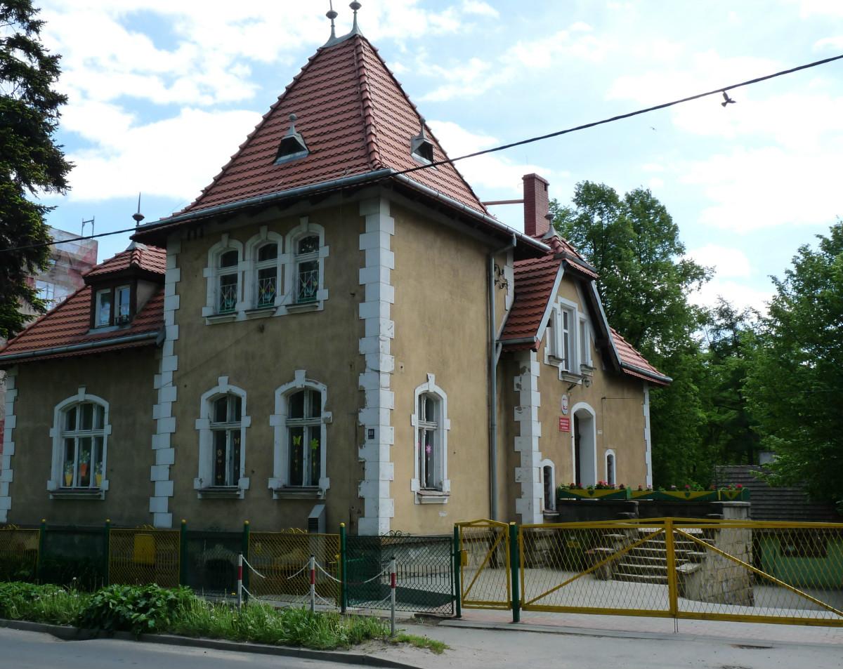 Budynek Przedszkola Nr 1